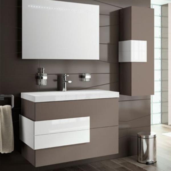 Шкафове за баня от PVC
